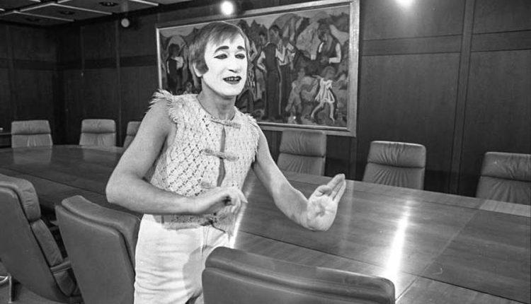 Milan Sládek, svetoznámy mím zo Streženíc, má 80 rokov