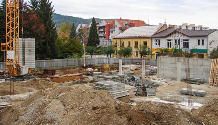Mesto Púchov prehralo spor s bratislavským Eurobuildingom