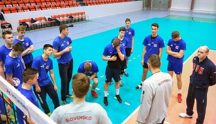V Púchove sa uskutočnia majstrovstvá Európy volejbalistov do 18 rokov