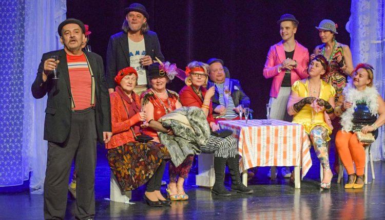 Tri púchovské divadelné súbory na krajskej prehliadke v Prievidzi