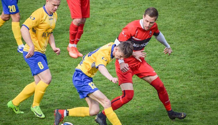 Susedské derby pre Púchov, Kopiš s Michlíkom opäť góloví