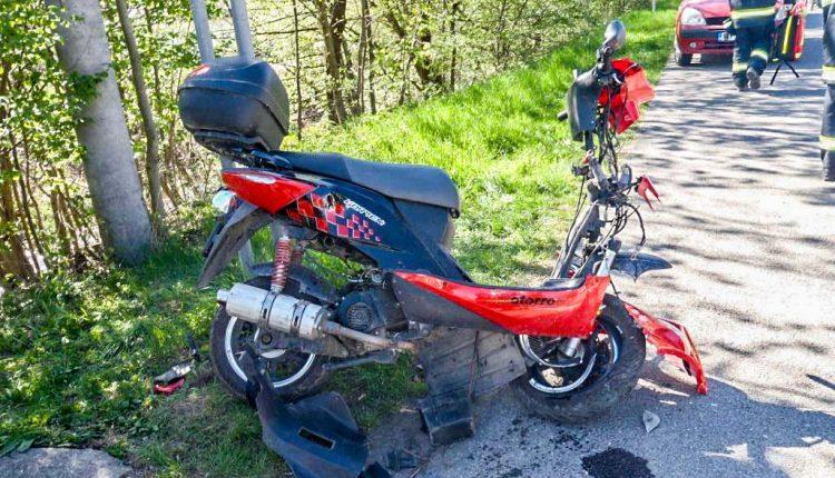 Púchovskou dolinou zneli sirény, ratovali motocyklistu