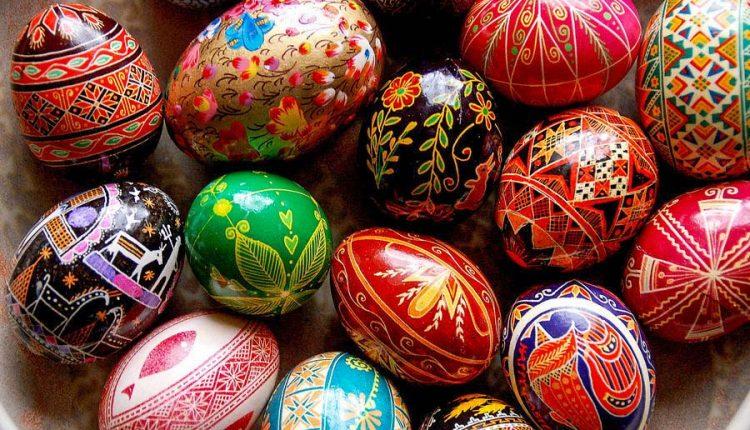 A máme tu Veľkú noc!