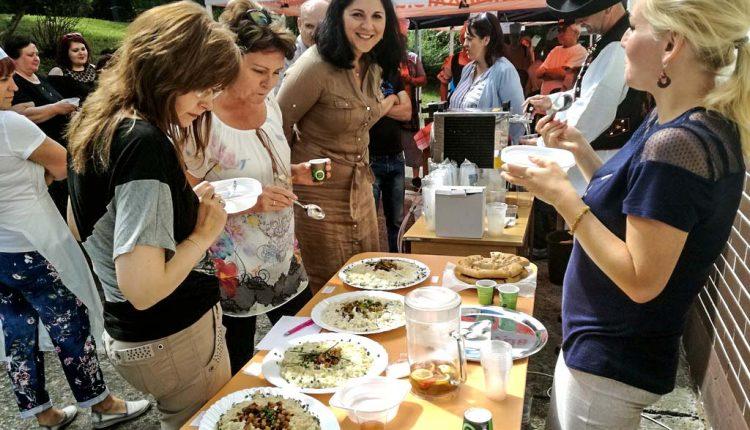 Druhý ročník súťaže vo varení halušiek na Kolonke