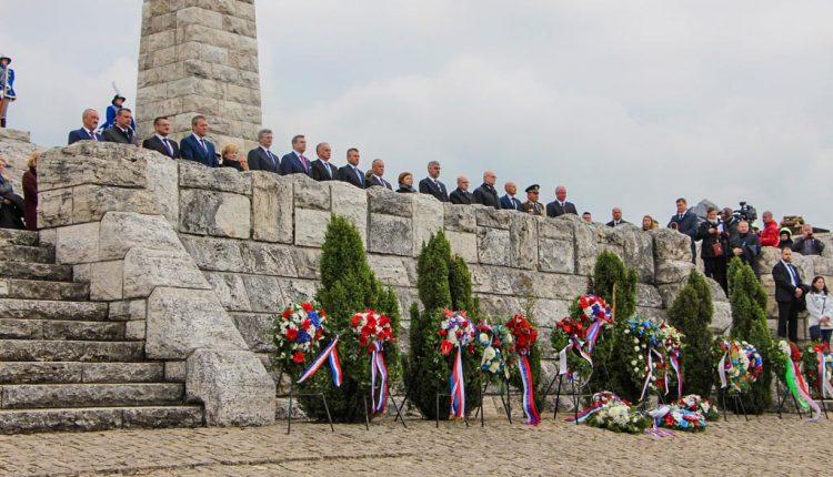 Bradliansky región spojila celonárodná spomienka na Štefánika