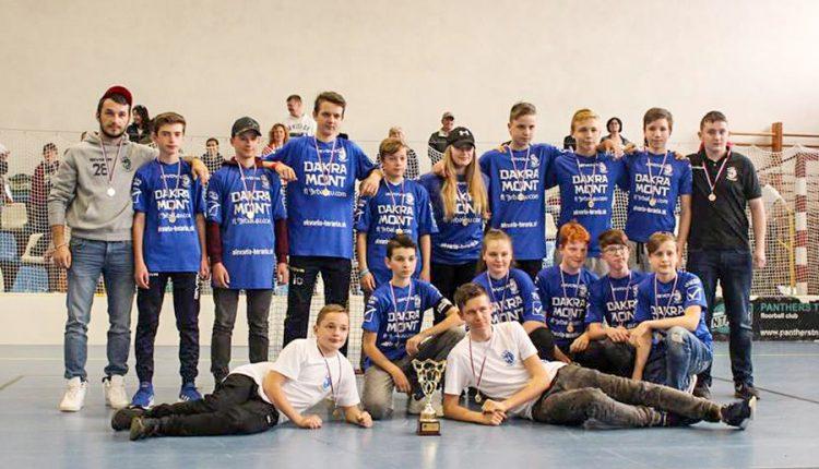 Starší žiaci FBK Púchov postúpili na finálový turnaj majstrovstiev SR