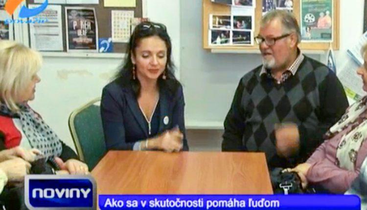 Televízna reportáž s Henekovou bola v rozpore so zákonom