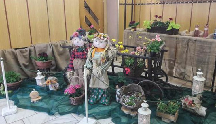 """Výstava """"Záhrada a hobby"""" v Lúkach sa vydarila"""