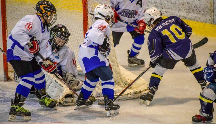 Na záver hokejovej sezóny víťazný turnaj pre Nitru