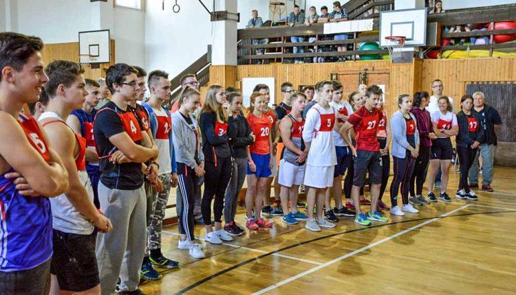 Majstrovstvá Slovenska v silovom päťboji žiakov stredných škôl