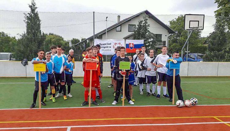 Unifikovaný futbal v Dolných Kočkovciach