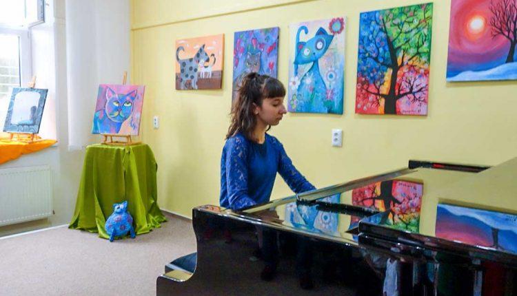 Základná umelecká škola vo farbe