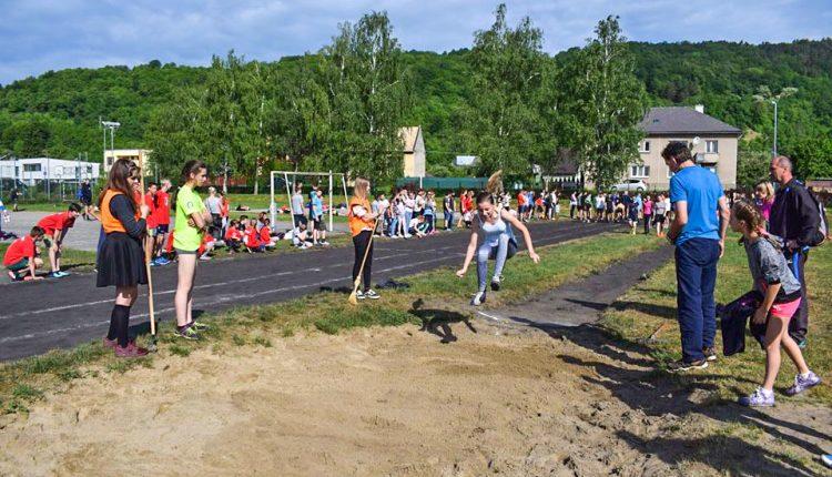 Okresné kolo v atletike základných škôl