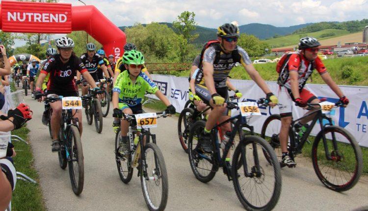 Trate Dohňany – Púchov Trophy maratónu vyskúšala viac ako tristovka cyklistov