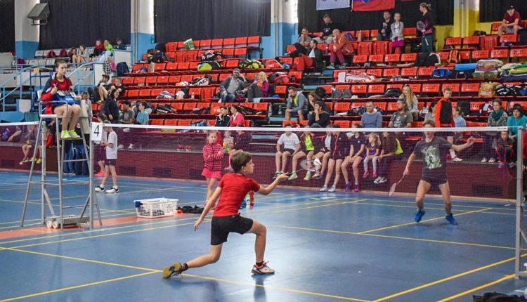 Na 3. ročníku turnaja Racquets Youth Cup sa predstavilo viac ako sto bedmintonistov