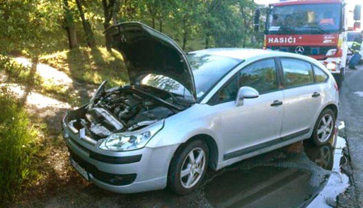 FOTO: Dve nehody pri Púchove v priebehu jedného dňa