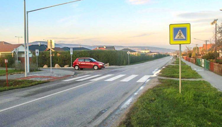 Zvýšia bezpečnosť priechodov pre chodcov, aj v okrese Púchov