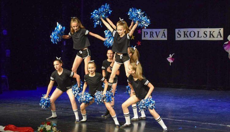 I. školská tanečná liga v Púchove