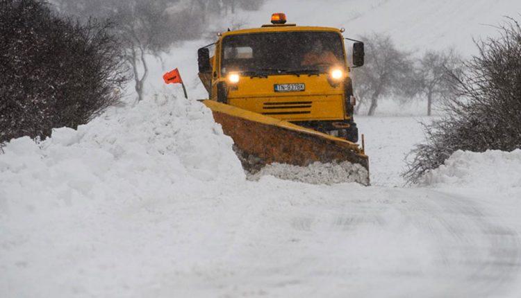 Zimná údržba ciest v našom kraji si vyžiadala viac ako 3 milióny eur