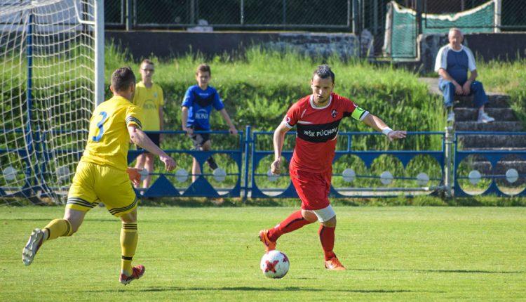 Kapitán futbalového tímu MŠK Púchov František Brezničan: Vypadnutie sme si nepripúšťali