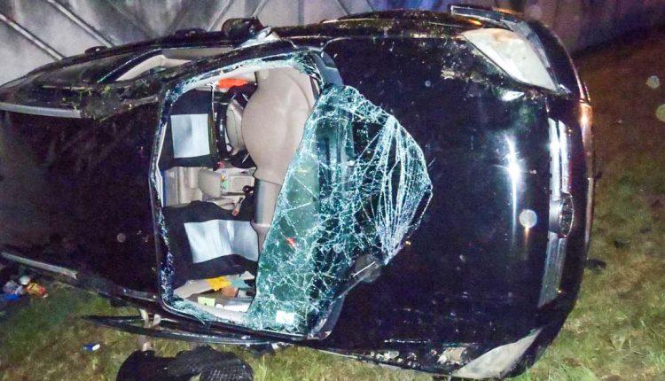 Nehoda na privádzači v Púchove, medzi zranenými bolo aj dieťa