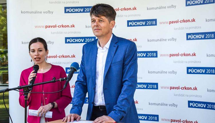 Do radu kandidátov na funkciu primátora sa pridal aj Pavol Crkoň – už po tretí raz