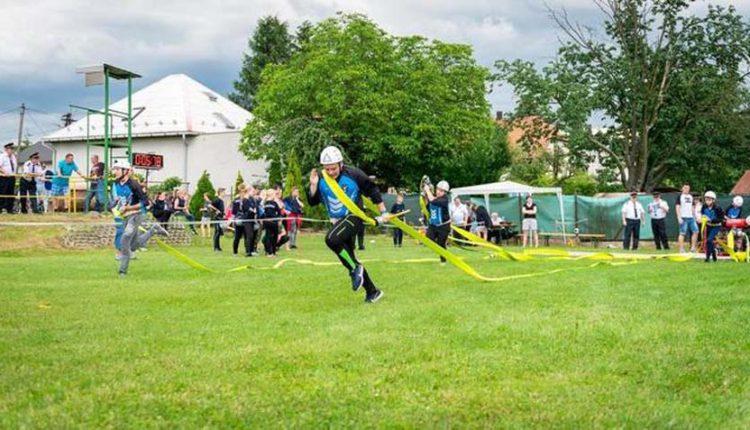 Hasiči z Dohnian na celoslovenskom kole súťaže mladých hasičov