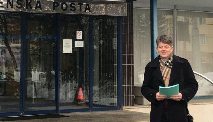 JUDr. Pavol Crkoň: Petícia za zriadenie novej pošty v Púchove