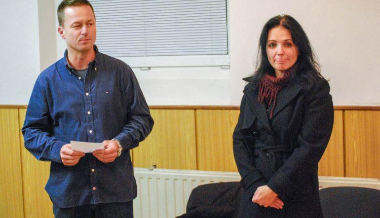 Rastislav Henek už nebude kandidovať, do volebného boja posiela svoju manželku