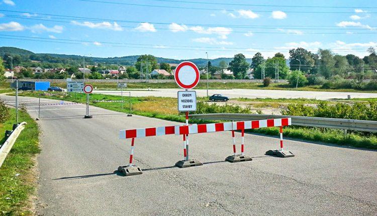 Víkendové dopravné obmedzenia v okrese Púchov