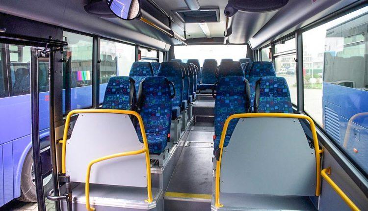 Preventívne opatrenia v autobusoch proti koronavírusu