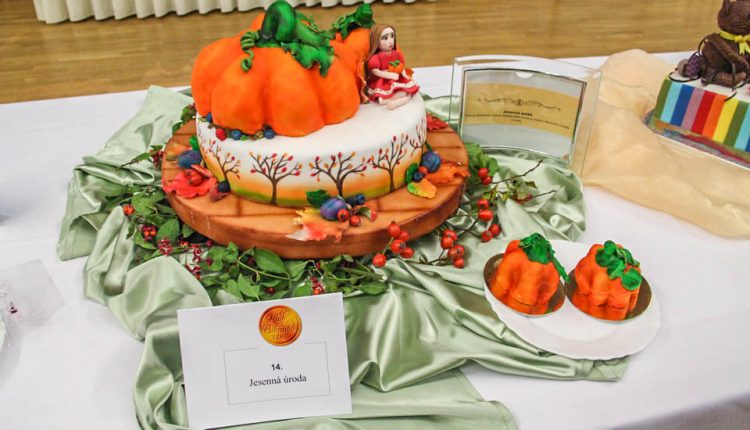 Súťaž Najkrajšia torta Slovenska 2019 pozná svojich víťazov