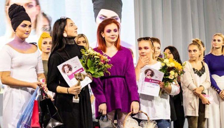Žiačky z Púchova na Majstrovstvách SR v make-upe