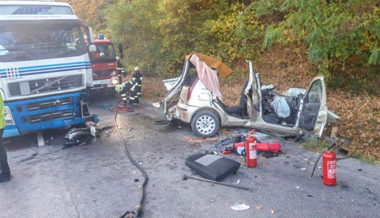 Tragická dopravná nehoda pri Púchove si vyžiadala jeden život
