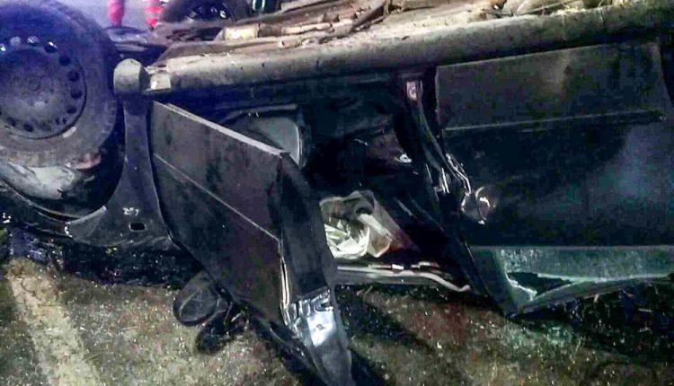 FOTO: Tragická nehoda, 23-ročný mladík zraneniam podľahol