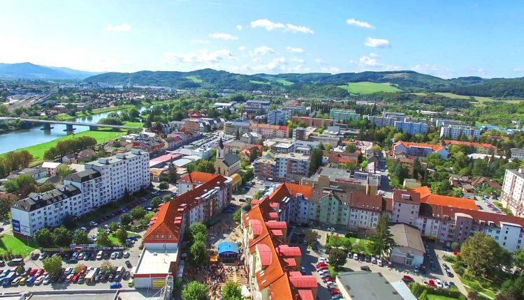 Začala súťaž o najkrajšie mesto Slovenska 2019