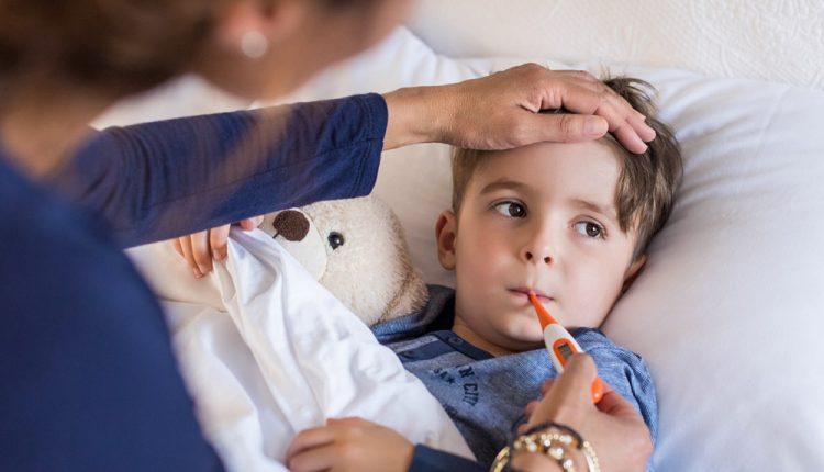 Počet chorých postupne narastá najmä vo vekovej skupine detí do 5 rokov