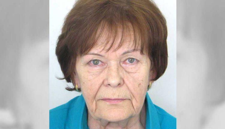 Policajti žiadajú o pomoc pri pátraní po 78-ročnej Jozefíne