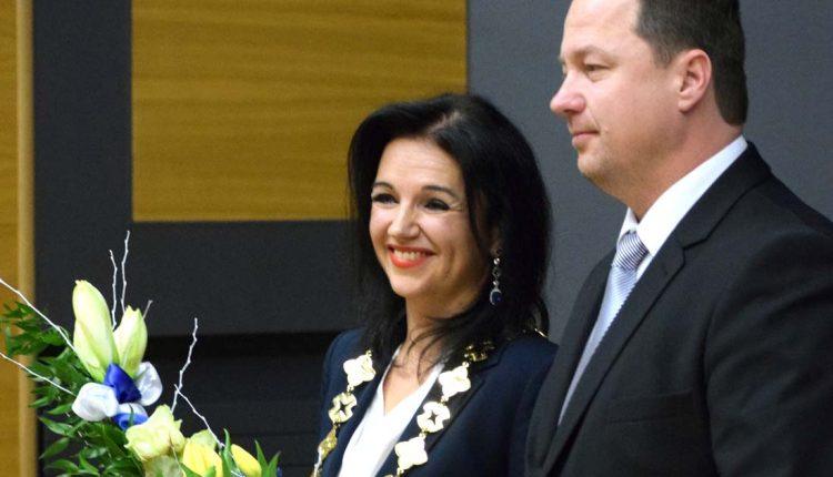 Nová primátorka sa ujala funkcie, za zástupcu si vybrala Lukáša Ranika