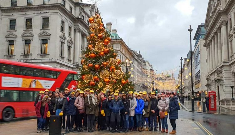 Exkurzia Amsterdam – Cambridge – Londýn