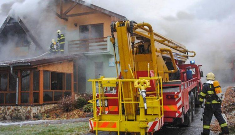 Odporúčania hasičov počas vykurovacej sezóny