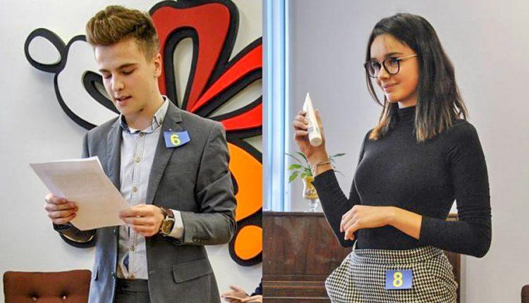 Púchovčania uspeli na celoštátnej súťaži mladých moderátorov
