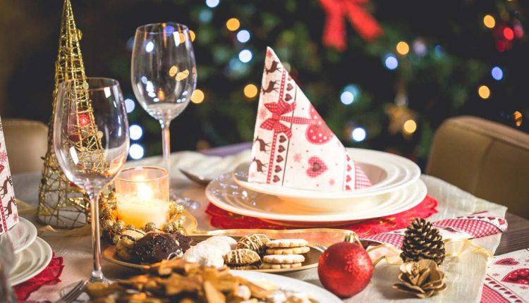 Aj počas Vianoc dbajte na zdravé stravovanie