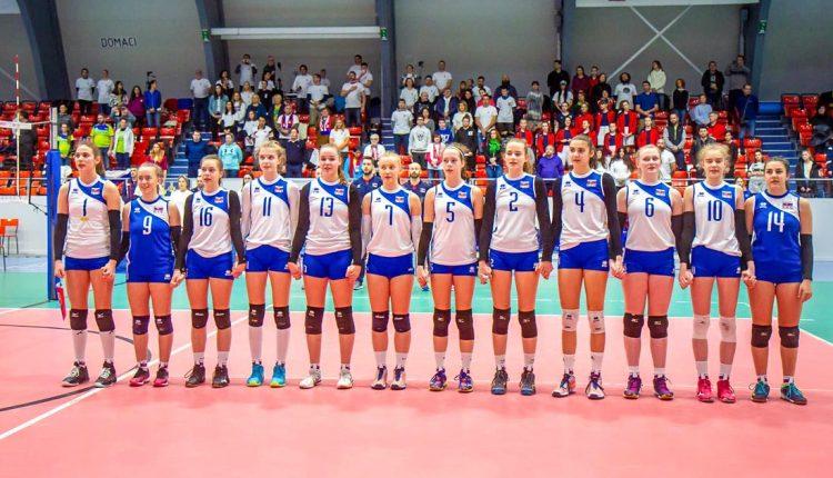 Slovenské volejbalové reprezentantky získali striebro