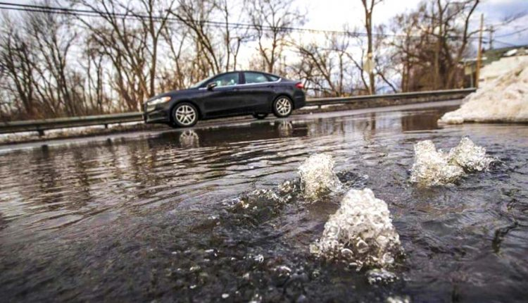 Pre okres Púchov vydali hydrologickú výstrahu