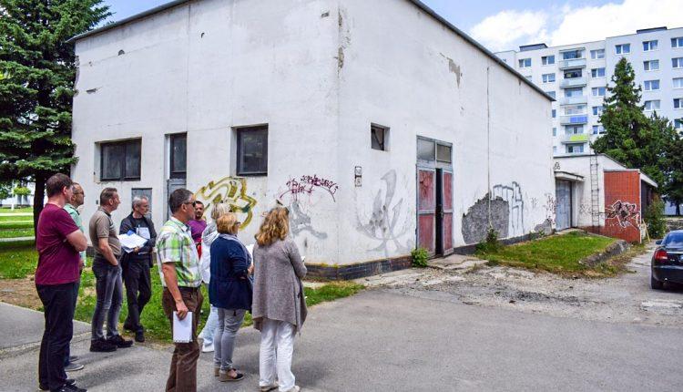 Bývalá výmeníčka na Sedlišti má nového majiteľa, aj ten z nej chce mať bytový dom