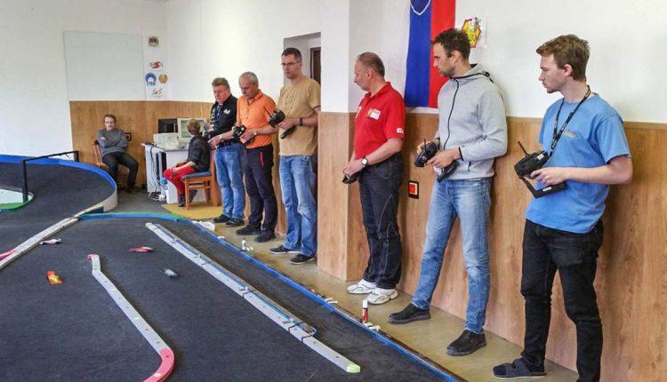 Medzinárodné Majstrovstvá SR – Micro RC áut v Púchove