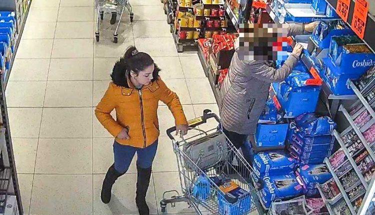 FOTO: Kradla v obchode, teraz ju hľadá polícia