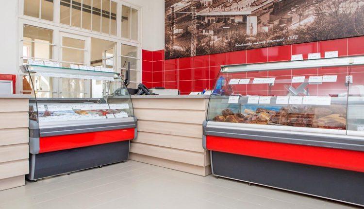 Nová podniková predajňa s mäsovými výrobkami