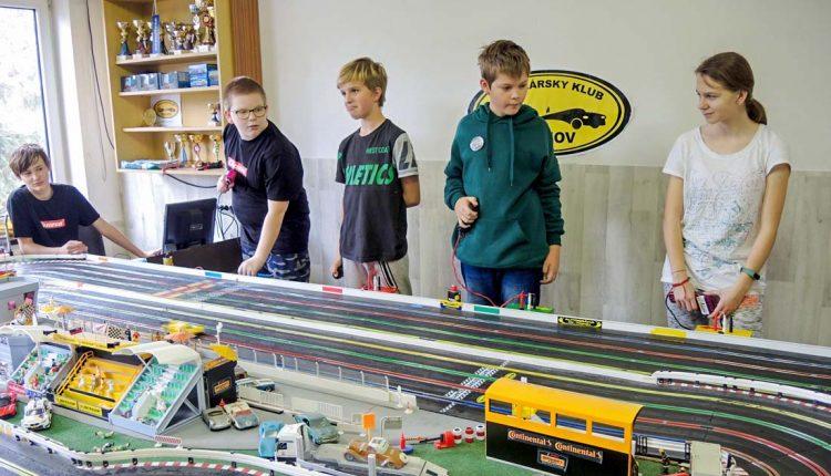 Šampionát juniorov na autodráhe